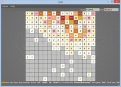 2048 Game Girls Choice For Windows Desktop screenshot 3