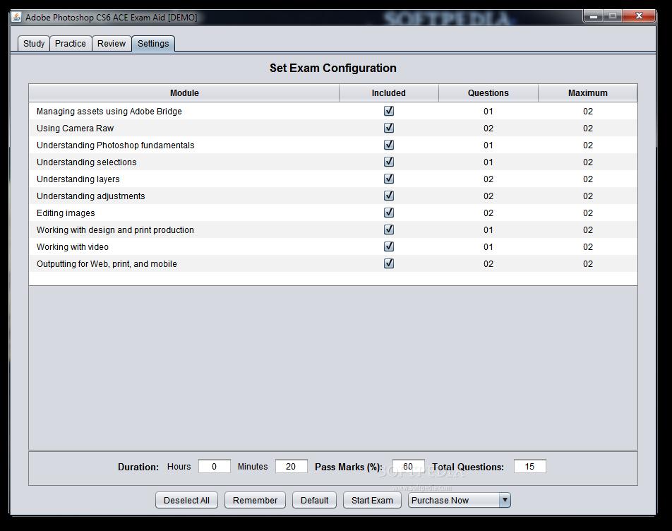 Download Adobe Photoshop CS6 ACE Exam Aid for windows 10