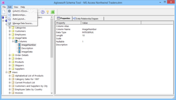 Aglowsoft SQL Query Tools screenshot 10