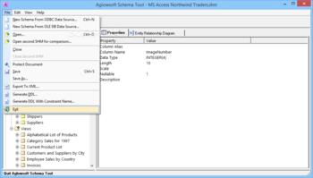 Aglowsoft SQL Query Tools screenshot 9