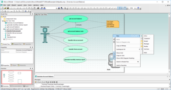 Altova UModel Enterprise Edition screenshot