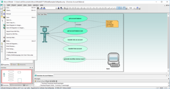 Altova UModel Enterprise Edition screenshot 2