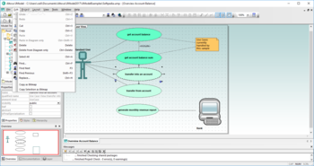 Altova UModel Enterprise Edition screenshot 3