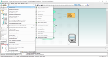 Altova UModel Enterprise Edition screenshot 4