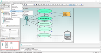 Altova UModel Enterprise Edition screenshot 5