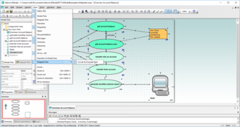 Altova UModel Enterprise Edition screenshot 6