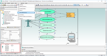 Altova UModel Enterprise Edition screenshot 7