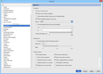 Android Studio screenshot 21