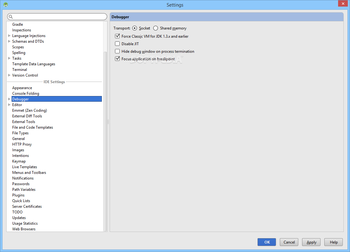 Android Studio screenshot 23