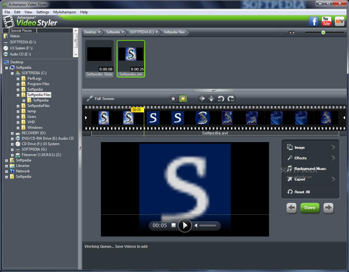 Download ashampoo video styler free.