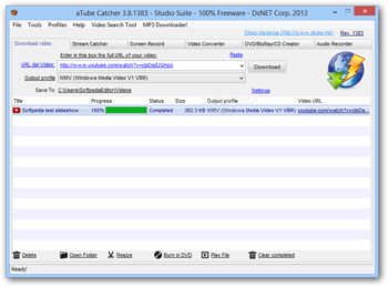 atube catcher free download for xp