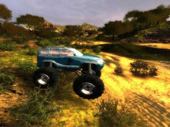 Big Truck Challenge screenshot