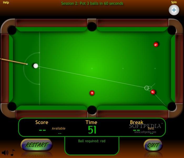 Billiard Blitz 2