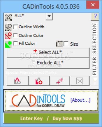 CADinTools Macros for CorelDRAW - Review and Download
