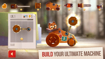 CATS: Crash Arena Turbo Stars For PC screenshot
