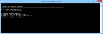 CMD_Accounts+Net screenshot 5