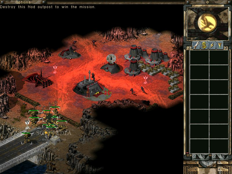 Command & Conquer: Tiberian Sun and Firestorm Expansion Free