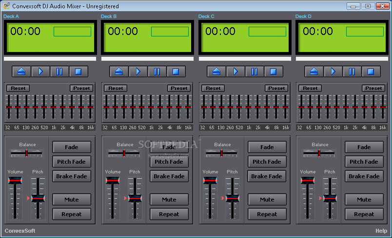 dj audio mixer 2.4 free download