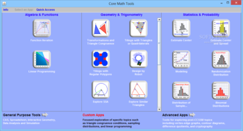 Core Math Tools screenshot 2