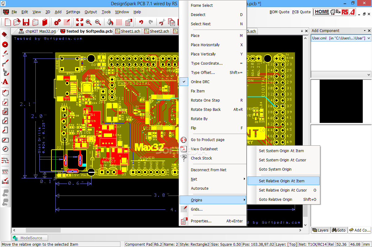 Designspark Pcb Download Free With Screenshots And Review