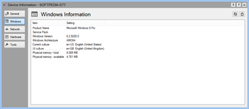 Device Information screenshot 2