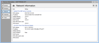 Device Information screenshot 3