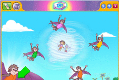 Dora's Big Birthday Adventure screenshot 7