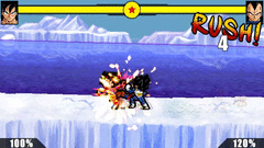 Dragon Ball Z: Mini Warriors screenshot 2