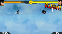 Dragon Ball Z: Mini Warriors screenshot 3