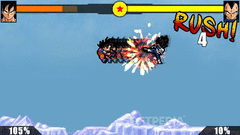 Dragon Ball Z: Mini Warriors screenshot 4