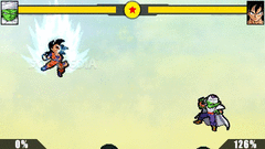 Dragon Ball Z: Mini Warriors screenshot 5