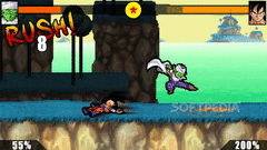 Dragon Ball Z: Mini Warriors screenshot 6