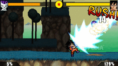 Dragon Ball Z: Mini Warriors screenshot 8