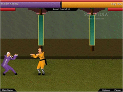 Dragon Fist 3 screenshot