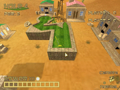 Dynamite Dust Mini Golf screenshot 10