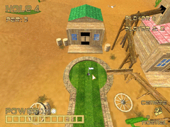 Dynamite Dust Mini Golf screenshot 11