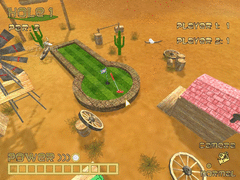 Dynamite Dust Mini Golf screenshot 5