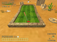 Dynamite Dust Mini Golf screenshot 6