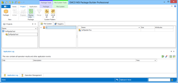 EMCO MSI Package Builder Professional screenshot 5