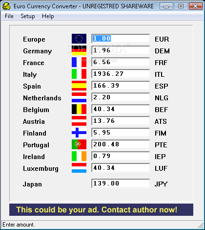 Euro Currency Converter - Download Free with Screenshots and Review