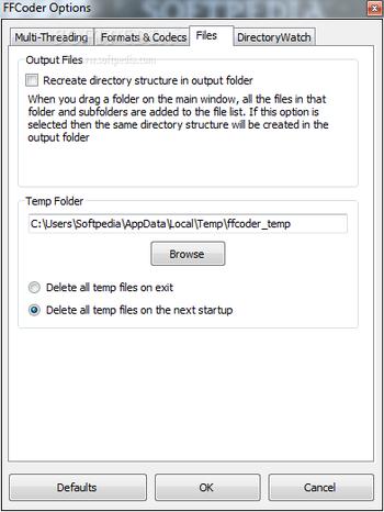 FFCoder screenshot 23