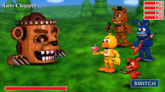 FNaF World screenshot 10