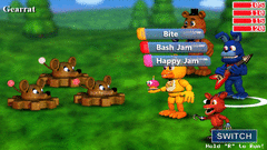 FNaF World screenshot 4