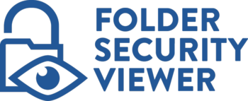 FolderSecurityViewer screenshot 2