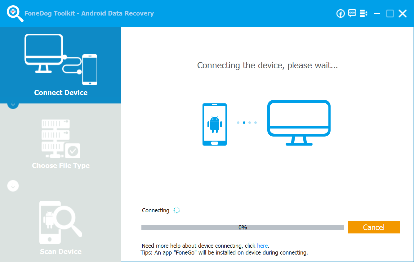 FoneDog Toolkit - Android Data Recovery - Review and Download