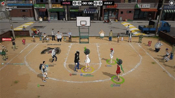 FreeStyle2 Street Basketball screenshot 3