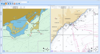 Fugawi Marine 5 screenshot 3