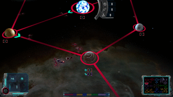 Galaxy Wars screenshot 2