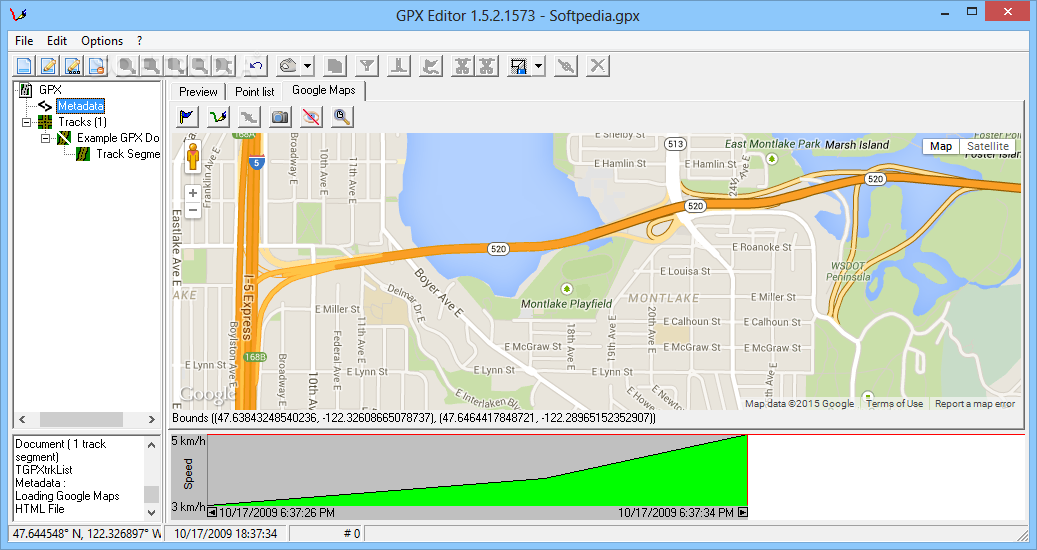 GPX Editor - Download Free with Screenshots and Review