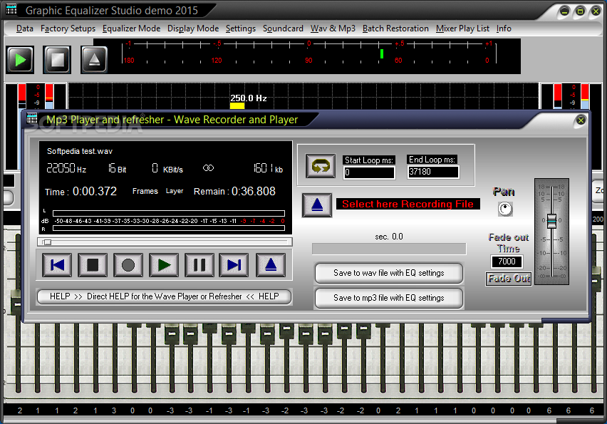 Download Music Player - 10 Bands Equalizer MP3 Audio Player for PC